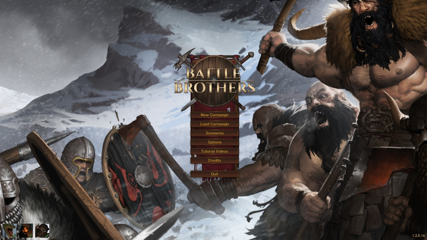 Battle Brothers…