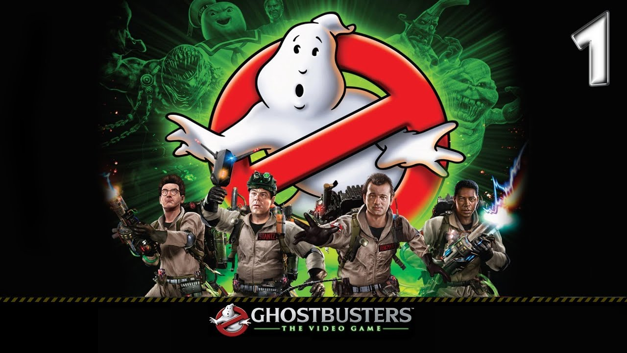 Who you gonna call? Ghostbusters: The Video Game!