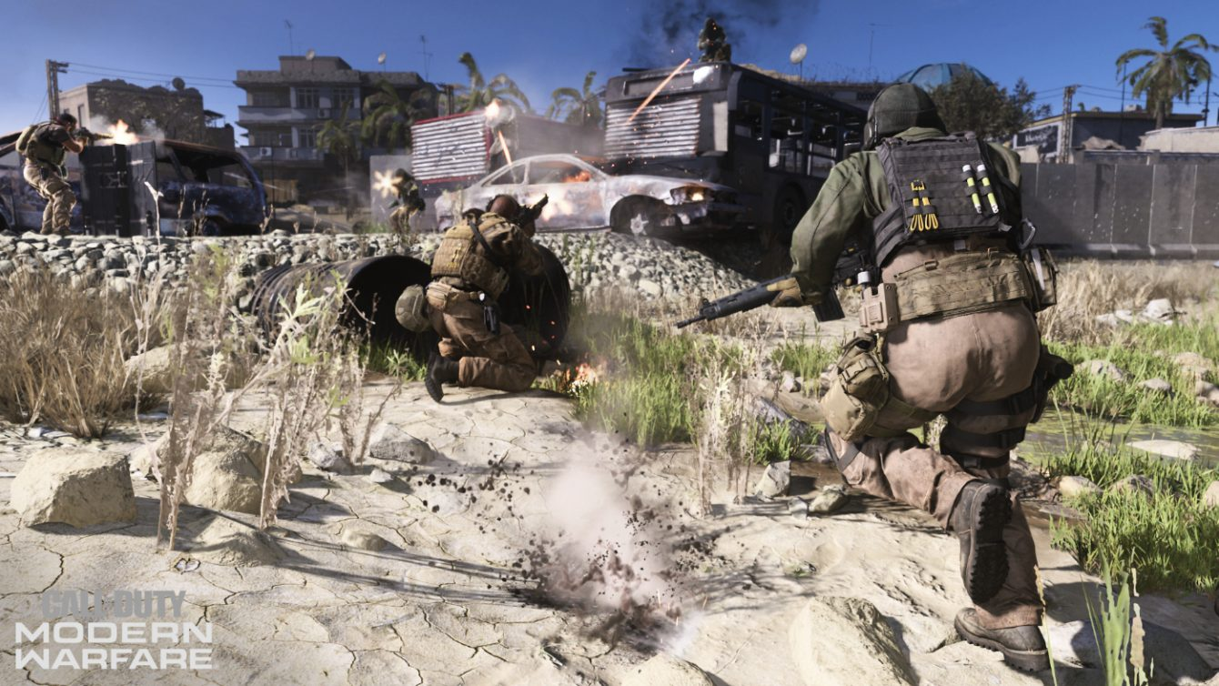Call of Duty: Modern Warfare на ПК: кроссплей, частота кадров и другое