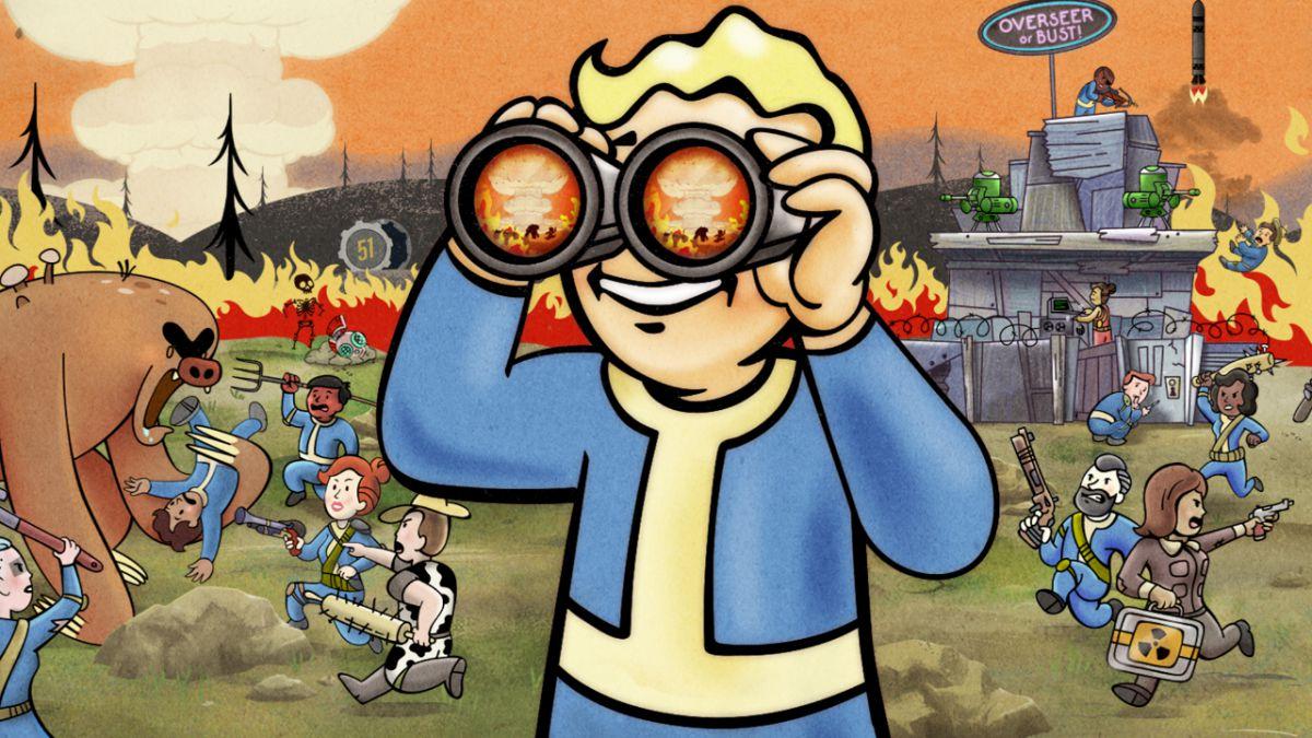 Fallout 76: взгляд с другой стороны убежища