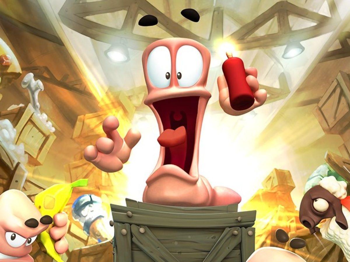 Пры-ы-ы-ыжок… в 2020: анонс новых Worms.