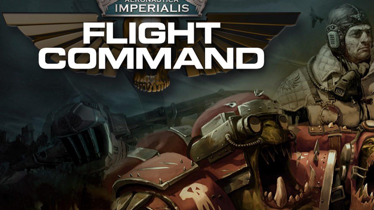 В небе над Империумом: анонс Aeronautica Imperialis.