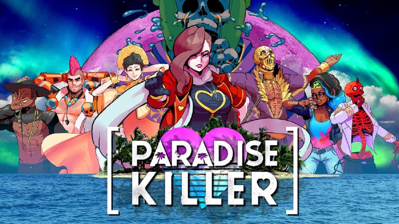 Убийство в Раю: дата выхода  Paradise Killer.