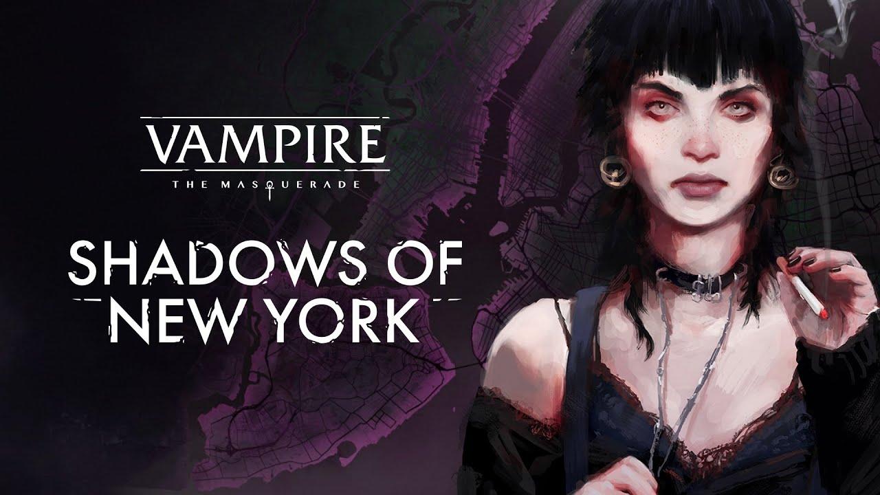 Сторож Нью-Йорка: анонс Shadows of New York.