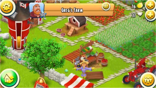 Hay Day - Aspirational Neighbors 2