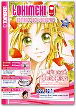Tokimeki Manga Leseprobe