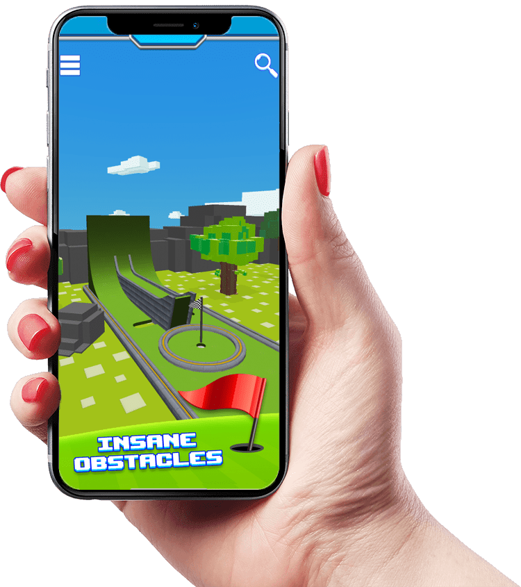Mini Golf Stars Home Page Image