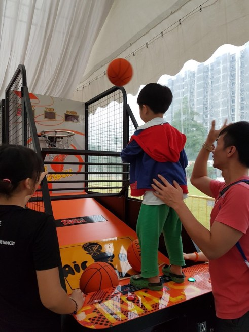 Basketball machine for rent