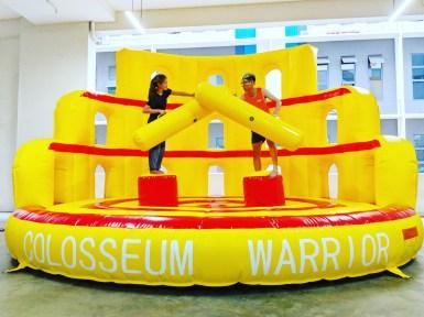 Colosseum Warrior