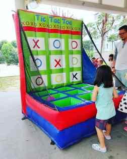 Large Tic Tac Toe Carnival Game