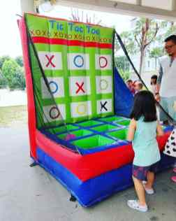 Large Tic Tac Toe Carnival Game