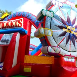 Inflatable Carnival Bouncing Castle Rental
