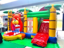 Lion Bouncing Castle Singapore