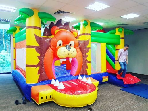 Inflatable Bouncing Float Rental