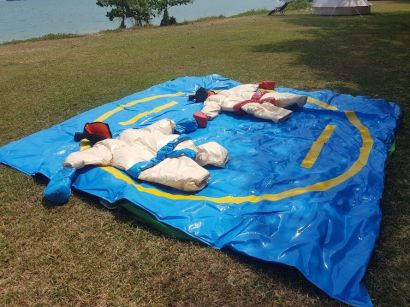 Sumo Inflatable Game