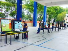 Carnival Table Game Stalls Rental