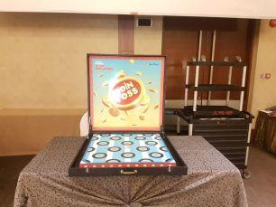 Coin Toss Game Rental