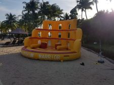 Colosseum Warrior Inflatable Game Rental
