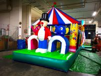 Rent Obstacle Course for Carnival Event
