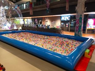Singapore Giant Ball Pit Rental