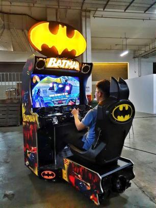 Arcade Batman