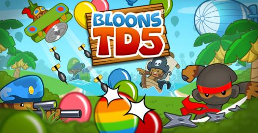 Image result for Bloons TD 5