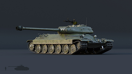 ИС-6 в War Thunder