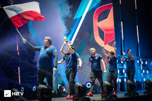 Gambit Esports стала чемпионом PGL Major Krakow 2017 по CS:GO