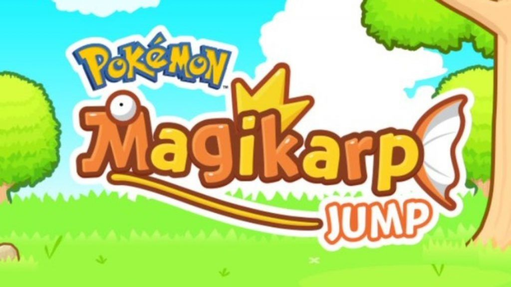 Pokémon: Magikarp Jump – nowa gra na iOS i Android