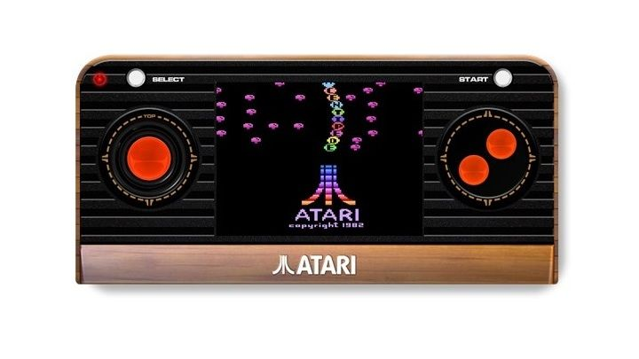 Atari – w przygotowaniu Retro Handheld