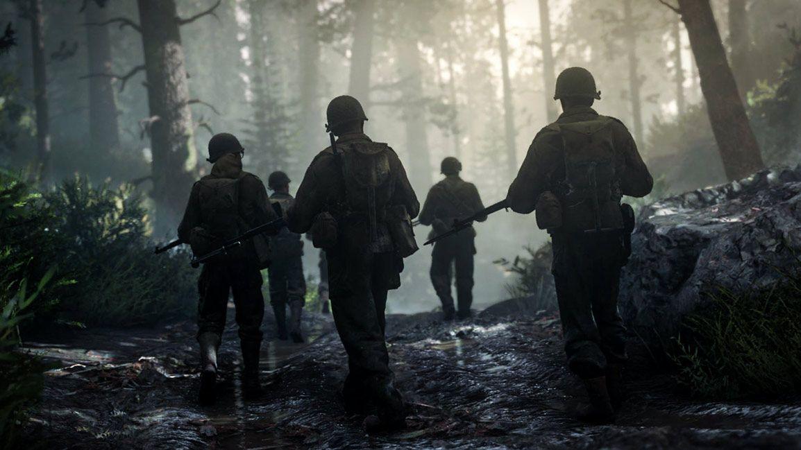Call of Duty WWII – bonusowa mapa w Season Pass