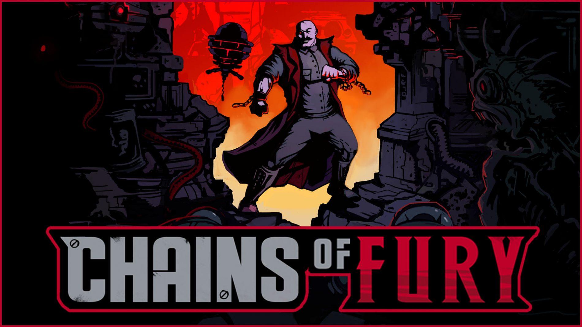 Chains of Fury – Polacy tworzą komiksową retro strzelankę