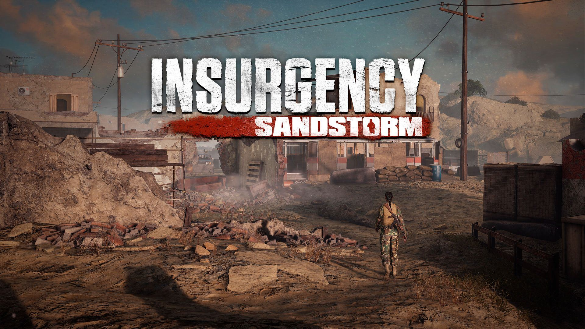 Insurgency Sandstorm Announcement Trailer Is Out Game