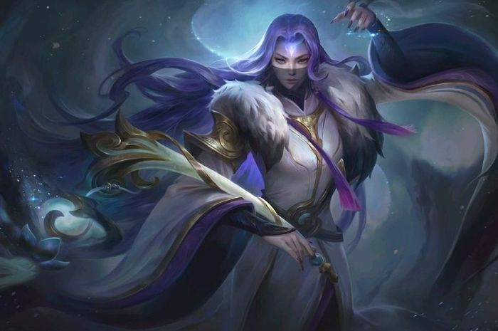 Luo Yi hero mage meta season 19