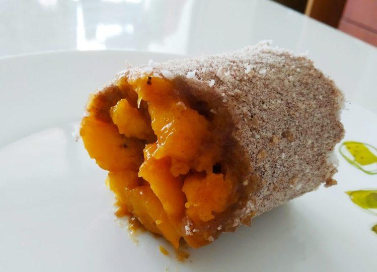 Steamed Finger millet cake-healthy breakfast,ideal snack for kids