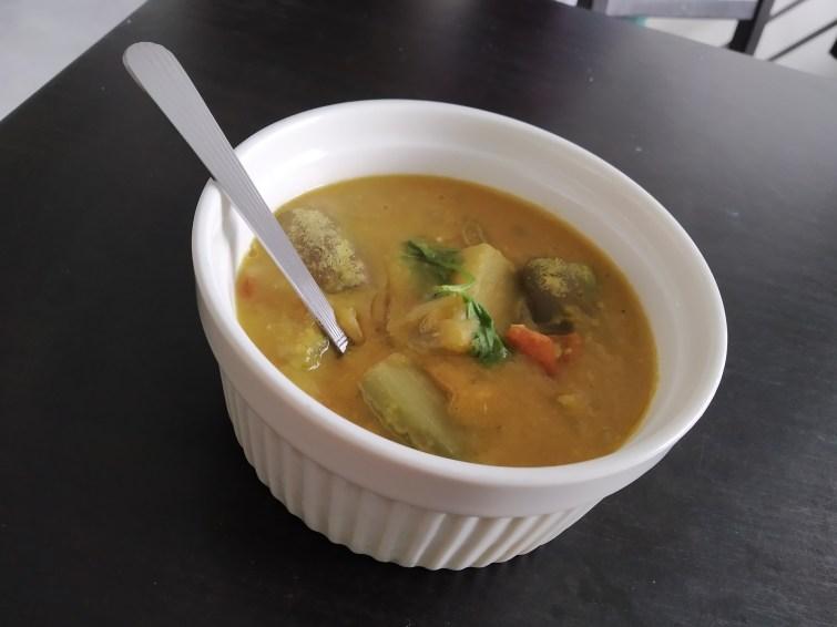 Vegetarian dalcha recipe-Pulse stew
