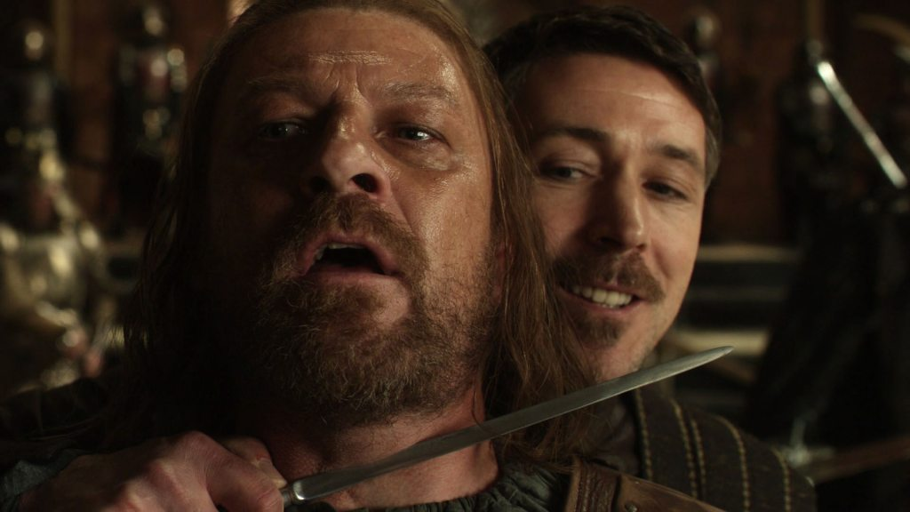 """Game of Thrones S01E07 """"You Win or You Die"""""""