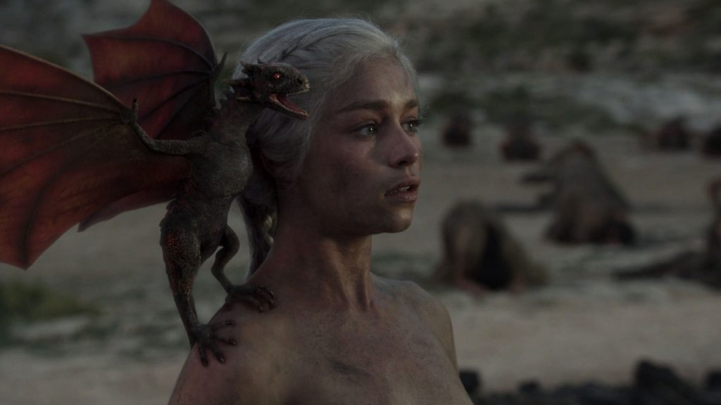 "Game of Thrones S01E10 ""Fire and Blood"""