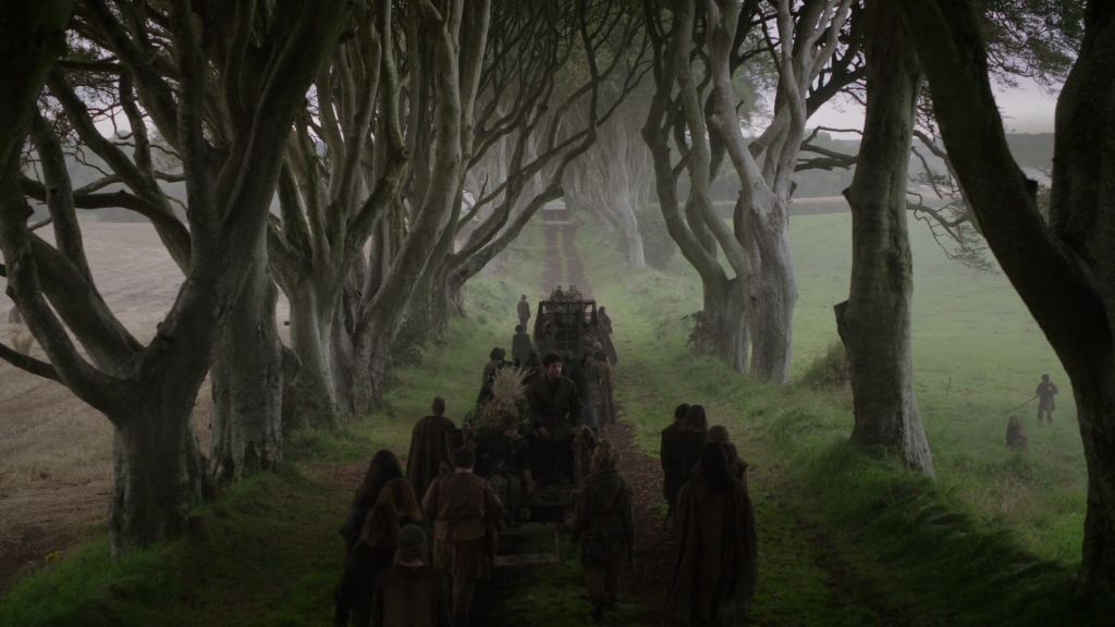 """Game of Thrones S02E01 """"The North Remembers"""""""
