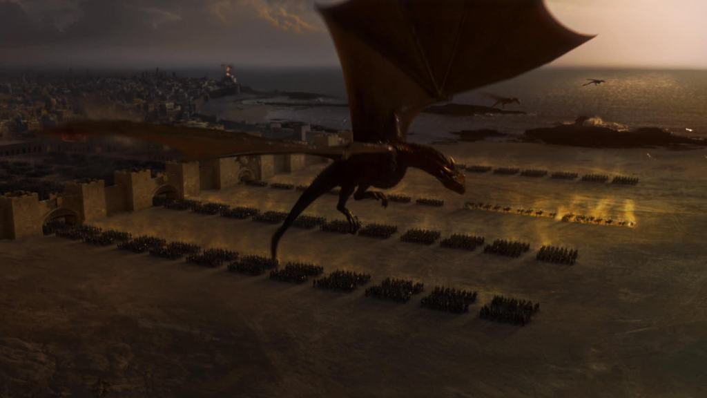 """Game of Thrones S03E04 """"And Now His Watch Is Ended"""""""
