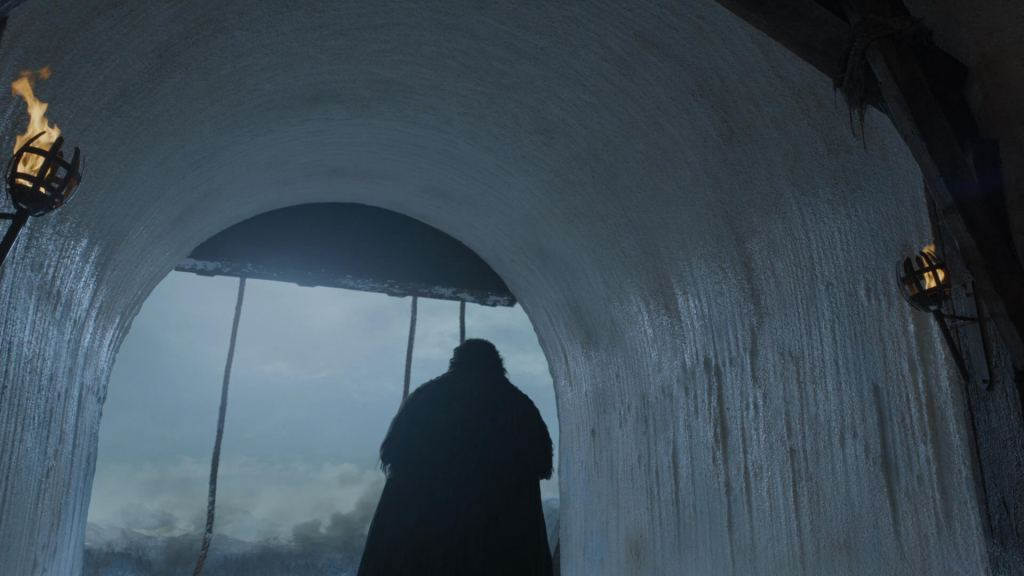 """Game of Thrones S04E09 """"The Watchers on the Wall"""""""