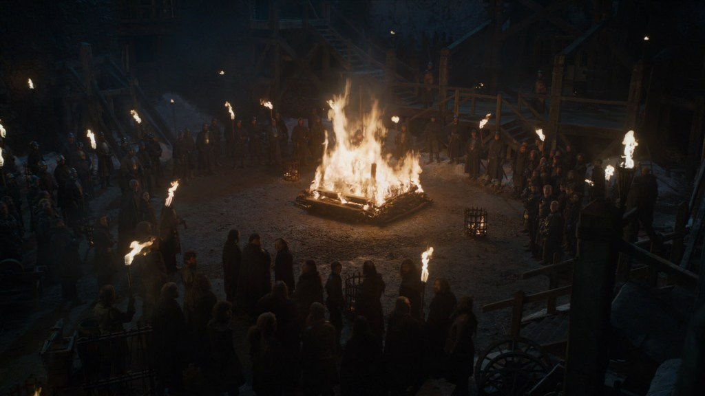 """Game of Thrones S05E01 """"The Wars to Come"""""""