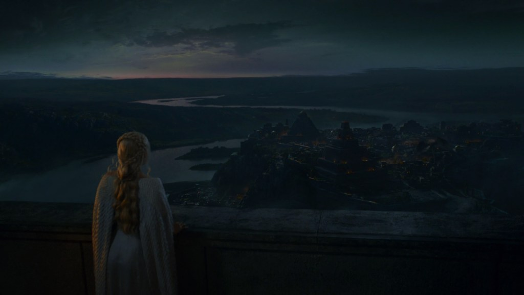 "Game of Thrones S05E02 ""The House of Black and White"""