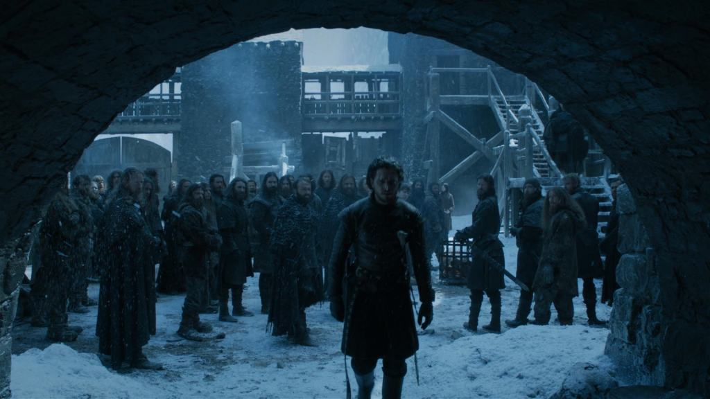 "Game of Thrones S06E03 ""Oathbreaker"""