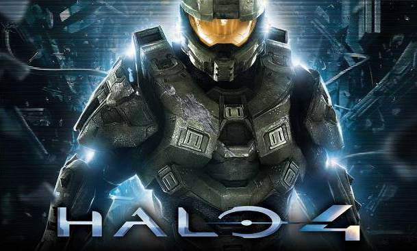 Halo 4 Video Game Game On Party