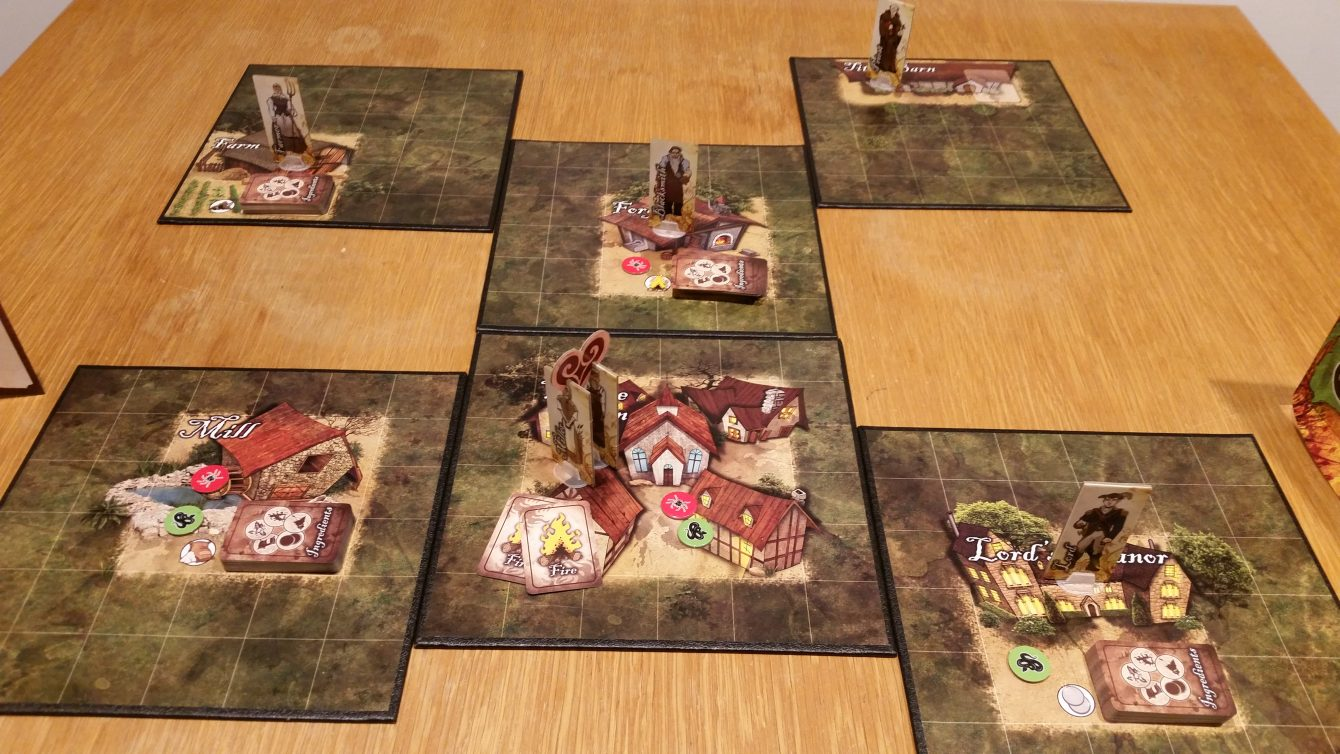 The village crone review gameosity technically the board could be set up however you wanted like so but solutioingenieria Gallery