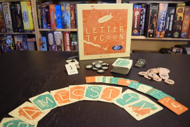 Everything you need to rule an empire of, well, letters.