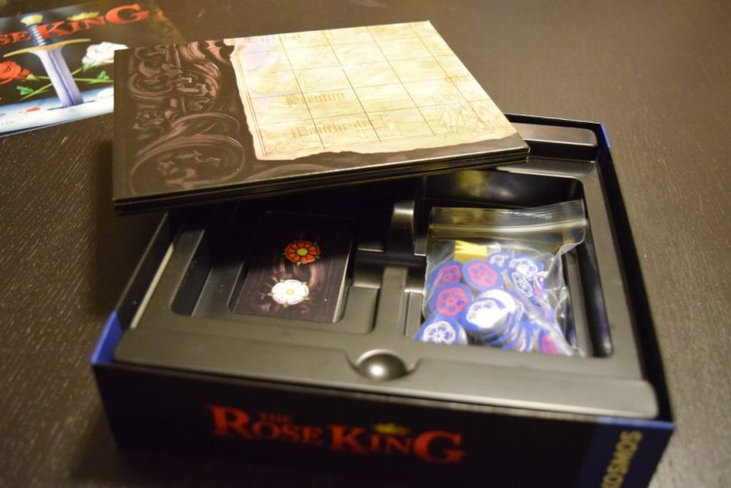 It's a modest box, but there's a surprising bit of game in there.