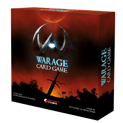 Warage-Card-Game