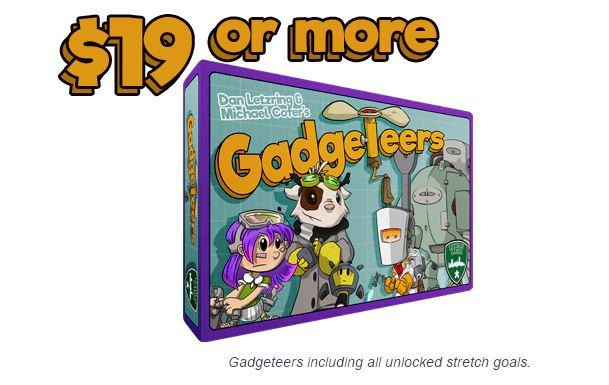 Gadgeteer 3